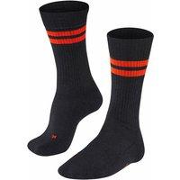 FALKE Dynamic Socks, 44-45, Grey, Stripes, Cotton