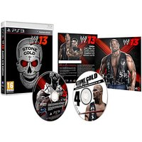 WWE 13 - Edition Collector Austin 3:16 - PlayStation 3