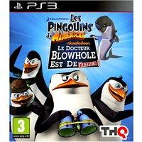 Les Pingouins de Madagascar - Le Docteur Blowhole est de Retour