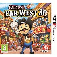 Carnival Far West 3D - Nintendo 3DS