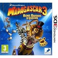 Madagascar 3 - Nintendo 3DS