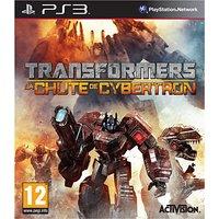 Transformers - La chute de Cybertron - PlayStation 3