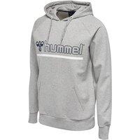 Sweat Hummel Classic bee comfort-gris clair-L