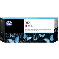 HP 745 Magenta High Capacity Ink Cartridge (Original)
