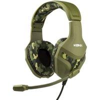 Casque Konix PS 400 Camouflage pour PS4