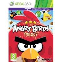 Angry Birds Trilogy Wii U - Nintendo Wii U
