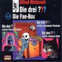 Die drei Fragezeichen Band 4-6: 3er Box (3 Audio-CDs)