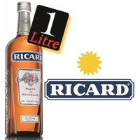 Pernod Ricard Ricard Pastis de Marseille 45% vol. 1l