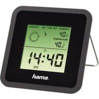 HAMA 113987 - Thermo-/Hygromètres (Noir) (00113987C)