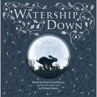 Watership Down: Gift Picture Storybook - [Version Originale]