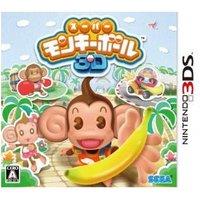 Super monkey ball 3D - Nintendo 3DS