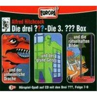 Die drei Fragezeichen Band 7-9: 3er Box (3 Audio-CDs)
