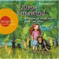 Liliane Susewind. Schimpansen macht man nicht zum Affen