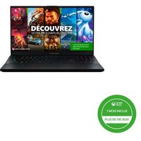 PC Portable Gaming Asus ROG Zephyrus S17 ZEPHYRUS S17 GX703HR 003T 17,3 Intel Core i7 32 Go RAM 1 To SSD Black