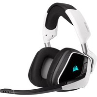Casque Gaming sans fil Corsair Void RGB Elite Wireless White Reconditionné à neuf
