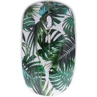 Souris sans fil T'n'b Exclusiv Jungle White et Green