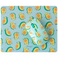 Pack Souris sans fil Tapis de souris Mr. Wonderful Edition Avocats