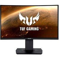 Ecran PC Gaming ASUS TUF VG24VQ Incurvé 24 Black