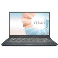 PC Portable Msi Modern 15 A11MU 613FR 15,6 Intel Core i7 8 Go RAM 512 Go SSD Grey carbone
