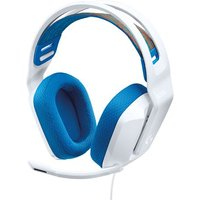 Casque gaming filaire Logitech G335 White