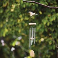 Carillon en bois de pin Pinson