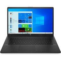 PC Portable HP 17 cn0509nf 17,3 Intel Celeron 4 Go RAM 256 Go SSD Black jais