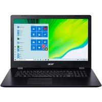 PC Portable Acer Aspire 3 A317 52 54JJ 17,3 Intel Core i5 12 Go RAM 128 Go SSD 1 To SATA Black