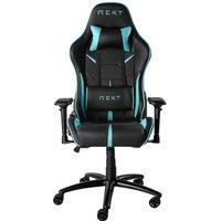 Fauteuil Gaming REKT Team8 R Black et Blue