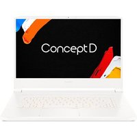 PC Ultra Portable Acer ConceptD 7 CN715 72G 778N 15.6 Intel Core i7 32 Go RAM 1 To SSD White