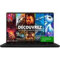 PC Portable Gaming Asus ROG Zephyrus M16 ZEPHYRUS M16 GU603HM 52T 16 Intel Core i7 16 Go RAM 512 Go SSD Black 1 mois d'abonnement Xbox Game Pass