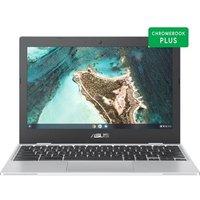 Chromebook Asus CX1100CNA GJ0016 12 Intel Celeron 4 Go RAM 64 Go eMMC Grey