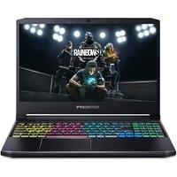 PC Portable Gaming Acer Predator Helios PH315 53 7407 15,6 Intel Core i7 16 Go RAM 512 Go SSD Black 1 mois d'abonnement Xbox Game Pass