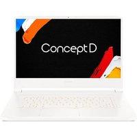 PC Portable Acer ConceptD 7 CN715 72G 732M 15,6 Intel Core i7 32 Go RAM 512 Go SSD White