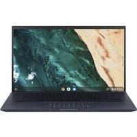 Chromebook Asus CX9400CEA HU0076 14 Ecran tactile Intel Core i7 16 Go RAM 512 Go SSD Black étoile