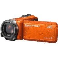 Caméscope numérique JVC Quad Proof GZ-R405DEU Orange
