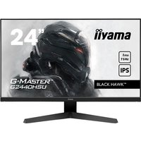 Ecran Gaming Iiyama G Master Black Hawk G2440HSU B1 23.8 Full HD Black mat