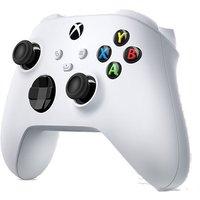 Manette Xbox Series sans fil nouvelle génération Robot White / White
