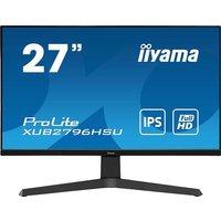 Ecran PC Iiyama ProLite XUB2796HSU B1 27 Full HD Black