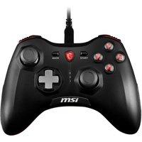 Manette Gaming avec fil msi Force GC20 Black