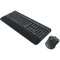 Ensemble clavier et souris sans fil Logitech MK545 Black
