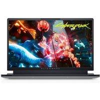 PC Portable Gaming Dell Alienware x17 R1 17,3 Intel Core i7 16 Go RAM 1 To SSD White lunaire