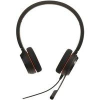Casque Jabra Evolve 20 UC stereo Black
