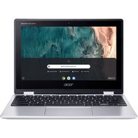 Chromebook Acer Spin 311 CP311 2H C3DW 11,6 Intel Celeron 4 Go RAM 64 Go eMMC Grey métallisé