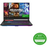 PC Portable Gaming Asus ROG Strix G15 Advantage Edition STRIX G15 G513QY HQ008T 15,6 AMD Ryzen 9 16 Go RAM 1 To SSD Black 1 mois d'abonnement Xbox Game Pass