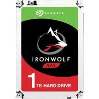 Disque dur Seagate IronWolf ST1000VNA02 1 To Silver