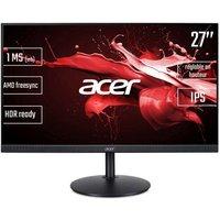 Ecran PC Acer CB272 27 Full HD Black