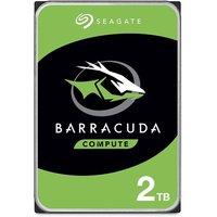 Disque dur Seagate BarraCuda ST2000DMA08 2 To Silver