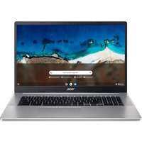 Chromebook Acer CB317 1H C3XX 17,3 Intel Celeron 4 Go RAM 64 Go eMMC Grey argenté