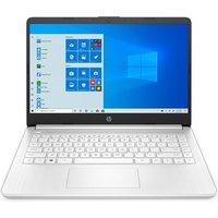 PC Ultra Portable HP 14s fq0102 14 AMD 3020e 4 Go RAM 64 Go eMMC White neige