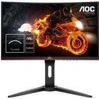 Ecran Gaming AOC C27G1 27 Full HD Incurvé Black